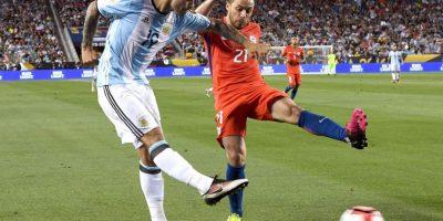 El presidente de la Conmebol había anunciado que el ganador de la Copa América Centenario sería el campeón de América, por lo que si Chile no revalidaba el título, perdía el parche y su condición de monarca Foto:Getty Images