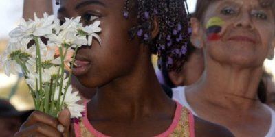 Pero eso terminó hoy. Muchos colombianos son felices. Foto:vía AFP