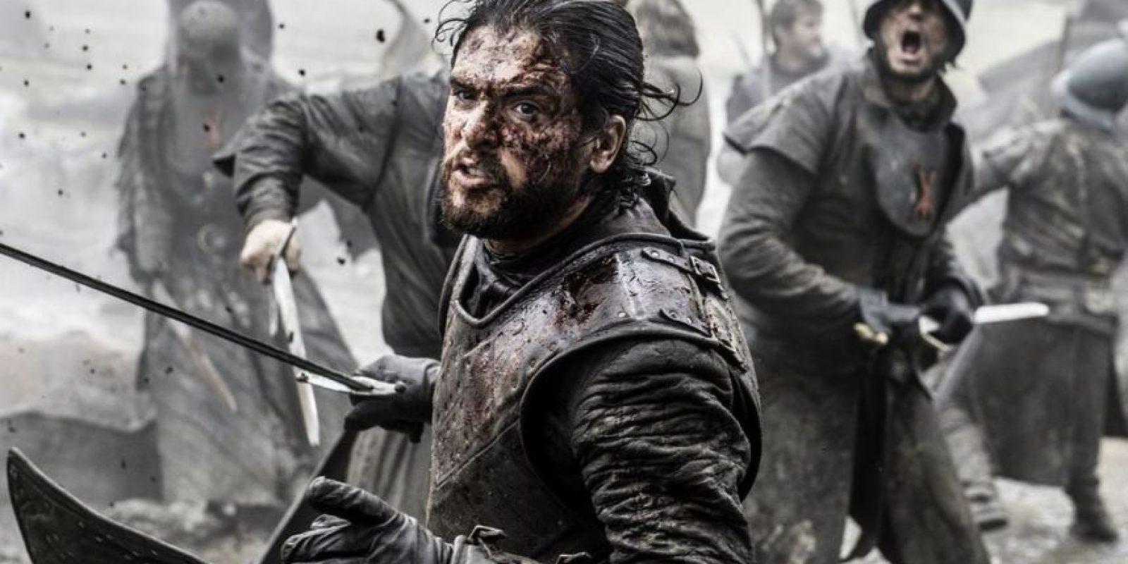 Será un gran domingo para los fanáticos del fútbol y la ficción Foto:HBO