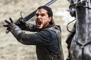 ¿Qué pasará con John Snow? Foto:HBO
