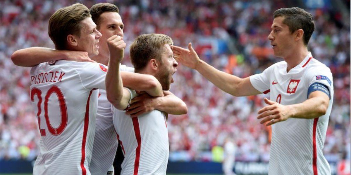 Polonia gana el pase a cuartos en un intenso y vibrante  partido ante Suiza