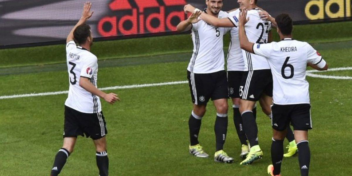 #Euro2016 Alemania golea a Eslovaquia y pasa a cuartos de final