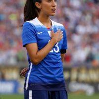La delantera tiene 27 años. Foto:Getty Images
