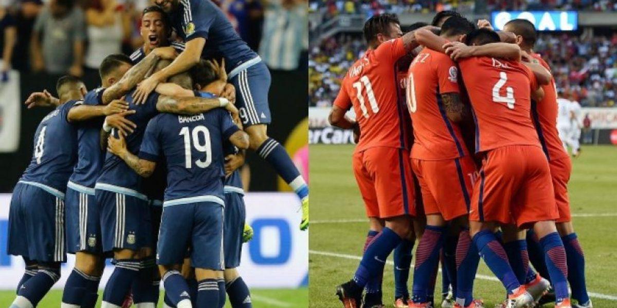 Copa América Centenario final: En vivo Argentina vs Chile