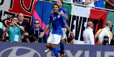 Italia ganó en su grupo y ahora busca seguir su camino al título Foto:Getty Images