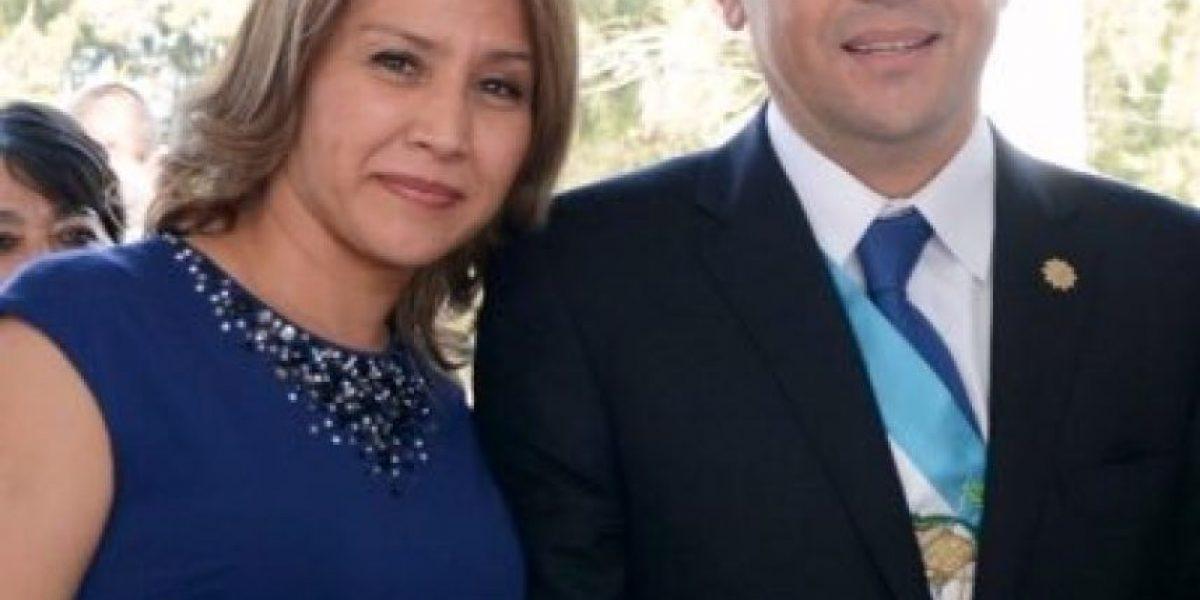 """Los pocos """"tuits"""" que mencionan a Patricia Marroquín de Morales, la Primera Dama del país"""