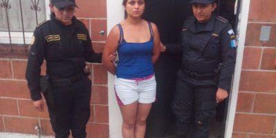 Yosselin Yulissa Rosales Torres, de 22. Foto:PNC