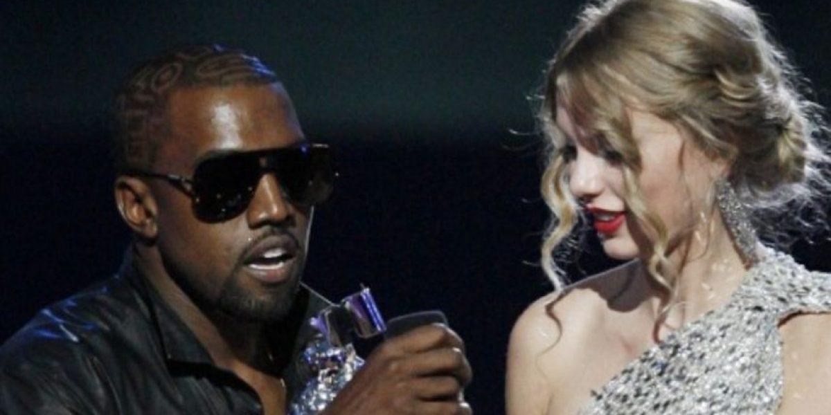 Memes: Así se burlan de Kanye West y Taylor Swift por