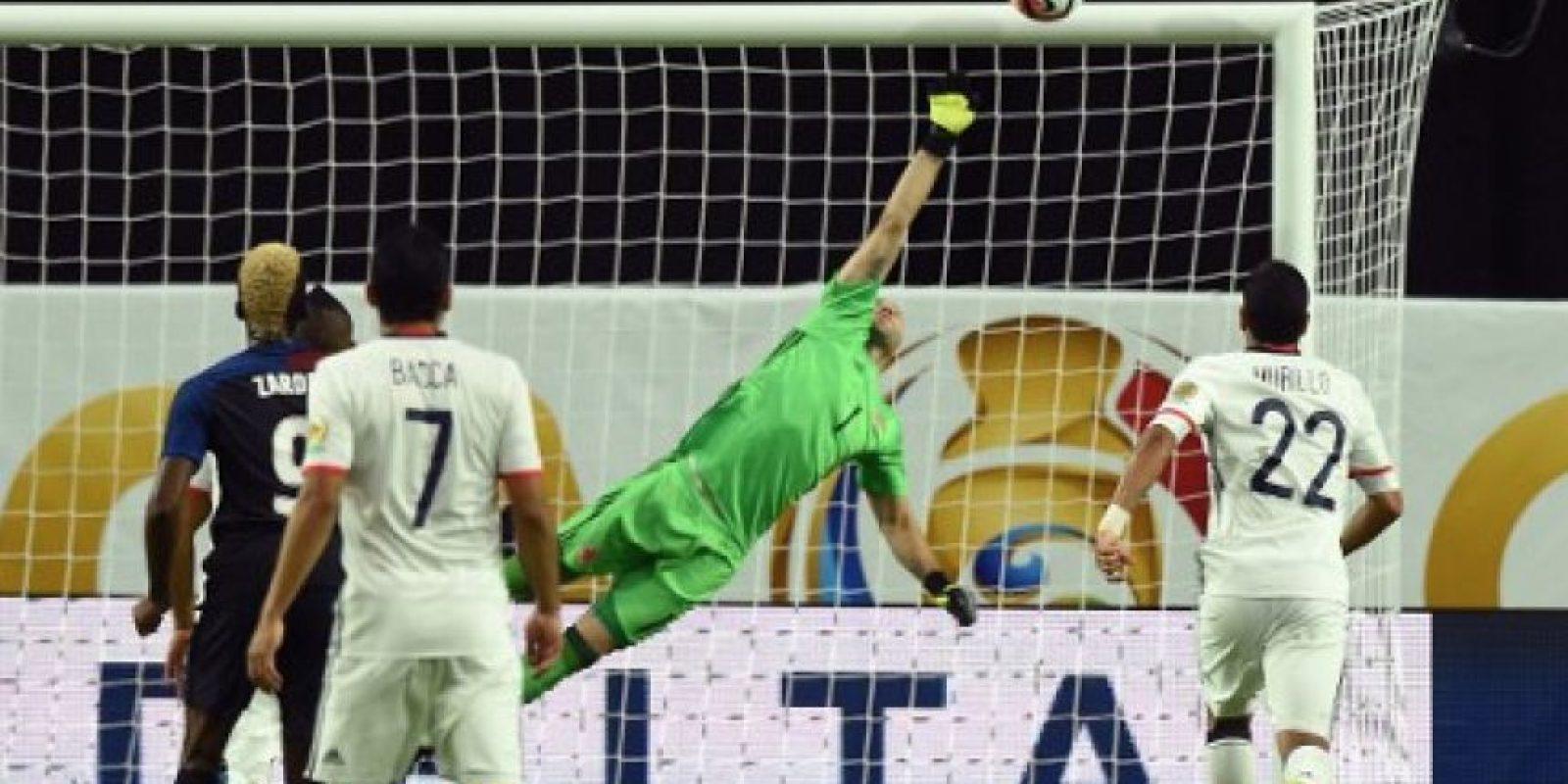 Colombia quedó en tercer lugar. Foto:vía Getty Images