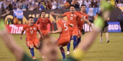 Chile le volvió a ganar a Argentina y es campeón de la Copa América