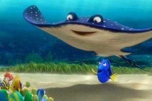 Su actitud positiva, optimista y claro, su falta de memoria a corto plazo, la hicieron un personaje muy querido. Foto:Disney Pixar