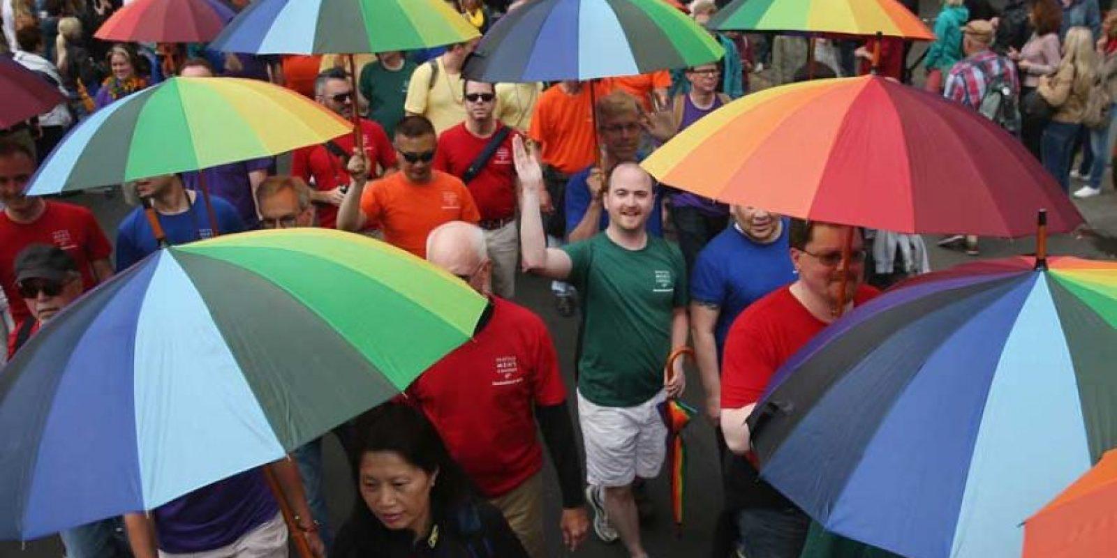 Pues consideran que sus derechos y sus conductas no deben ser afectadas por su orientación sexual. Foto:Getty Images