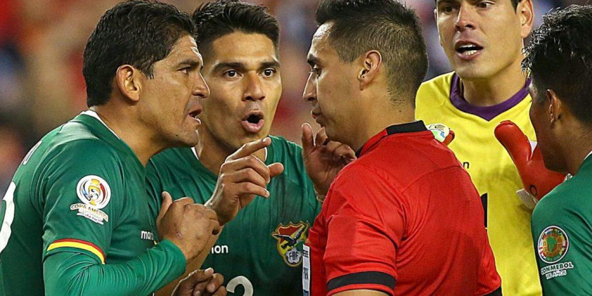 Los errores que marcaron la Copa América Centenario