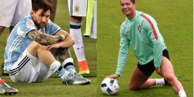 Messi deja el camino libre a Ronaldo por el Balón de Oro