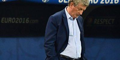 Roy Hodgson anuncia su renuncia como entrenador de Inglaterra