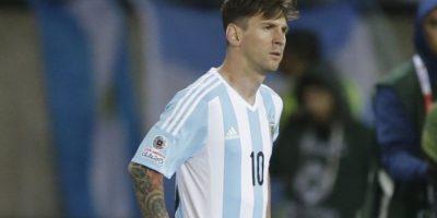 Hace un año también perdió la Copa América 2015 Foto:Getty Images
