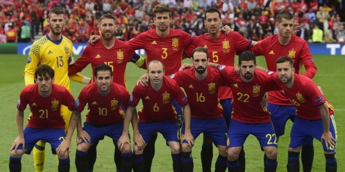 Estrella española ¿Se despide de la selección?