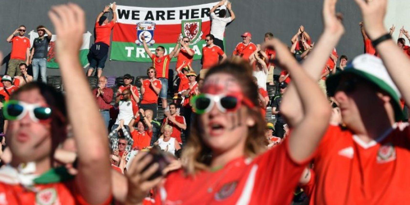 Gales Foto:AFP