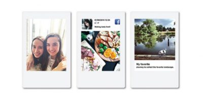 Así podrán imprimir fotos de su celular iPhone o Android