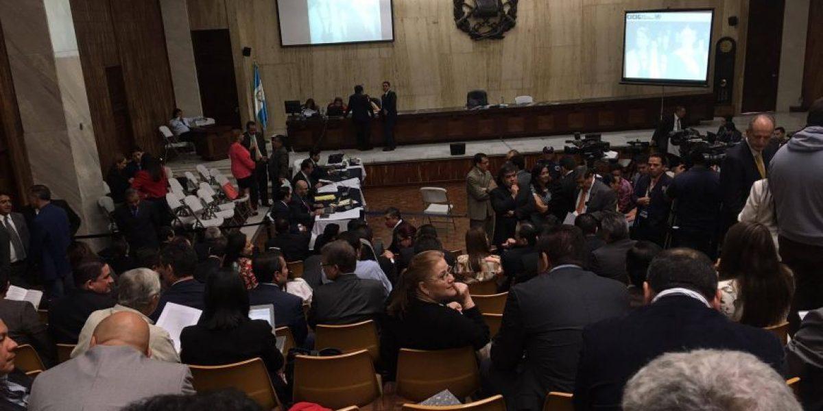Este martes, la CICIG tendrá la palabra para acusar a Pérez y Baldetti