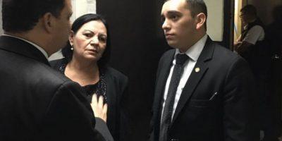 Diputados de FCN-Nación se defienden ante juez pesquisidor