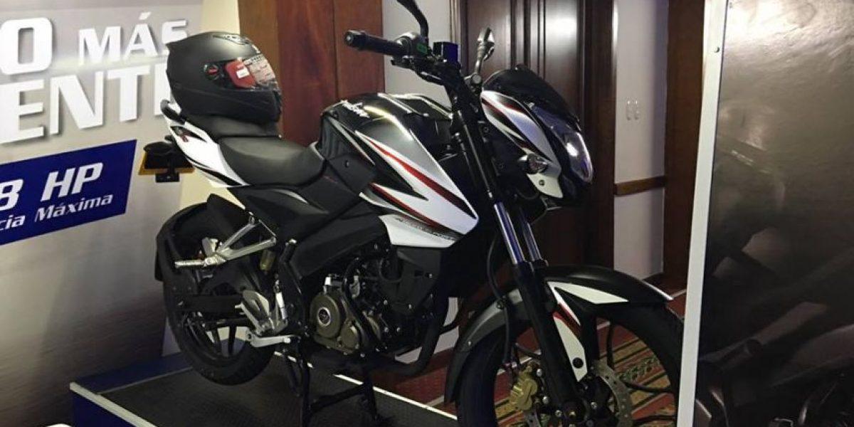 Estas motocicletas están diseñadas para garantizar la seguridad