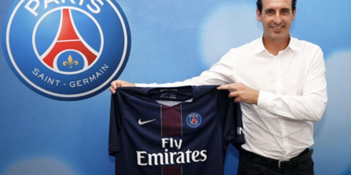 PSG presenta a su nuevo entrenador