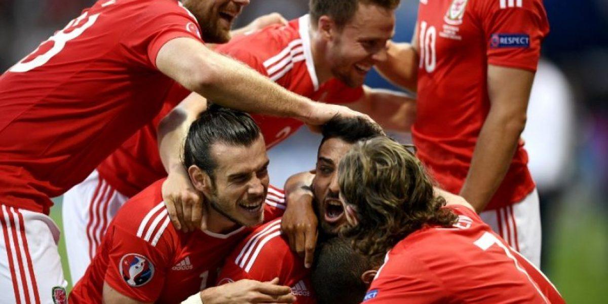 VIDEO: Así celebró Gales la eliminación de Inglaterra en la EURO