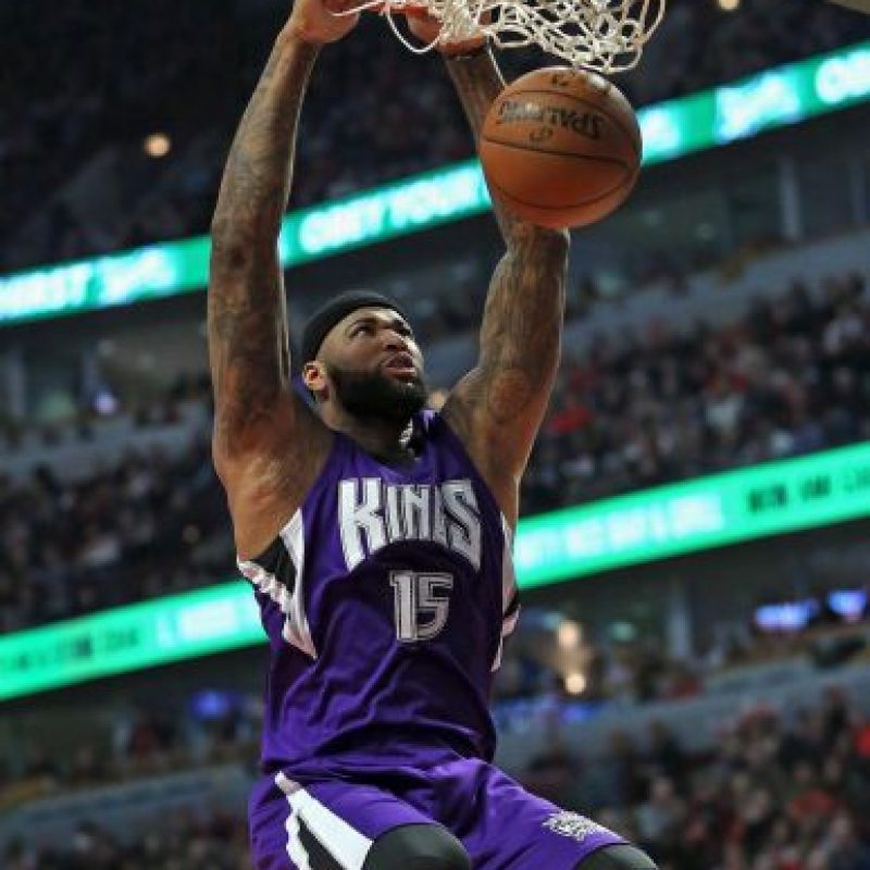 DeMarcus Cousins Foto: Getty Images