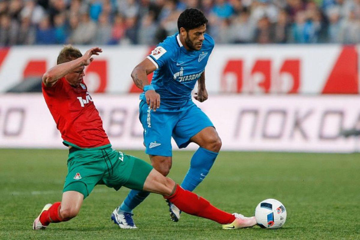 Con esto, el atacante deja el fútbol ruso y sigue marcando récords en Foto:Getty Images