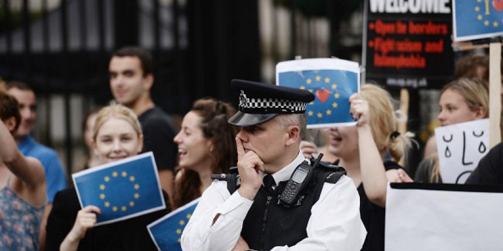 Ya que tendrán que vivir con las consecuencias del Brexit cerca de 60 años Foto:Getty Images