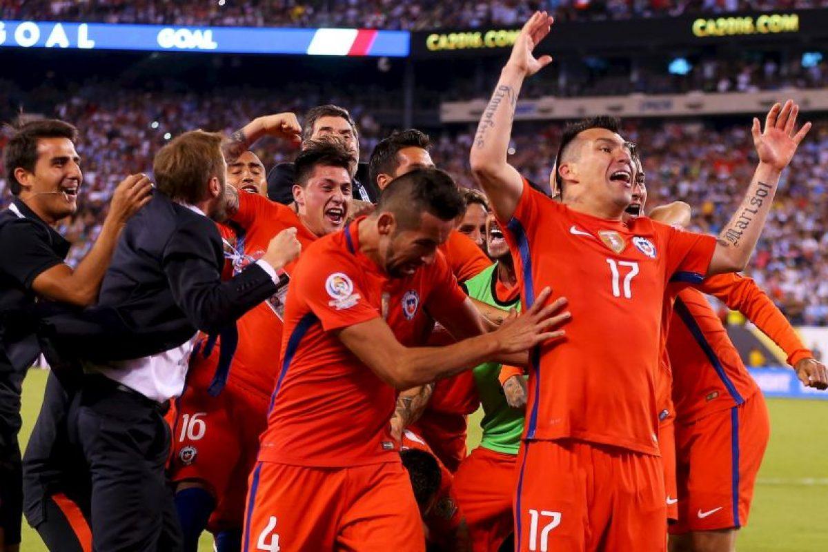 Las mejores imágenes de la final: Foto:Getty Images