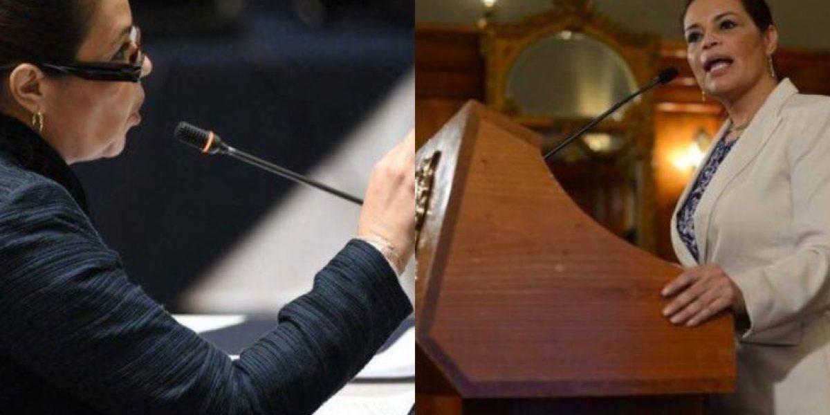 VIDEO. ¿Mintió? Baldetti se contradice y ahora asegura JC Monzón no es fundador del PP