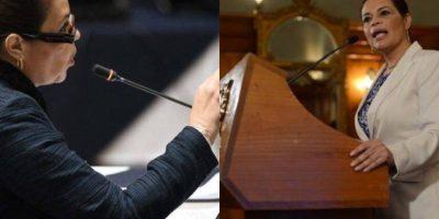 ¿Mintió? Baldetti se contradice y ahora asegura JC Monzón no es fundador del PP