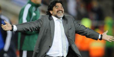 Filtran mensaje de Maradona a sus excompañeros campeones de México 86