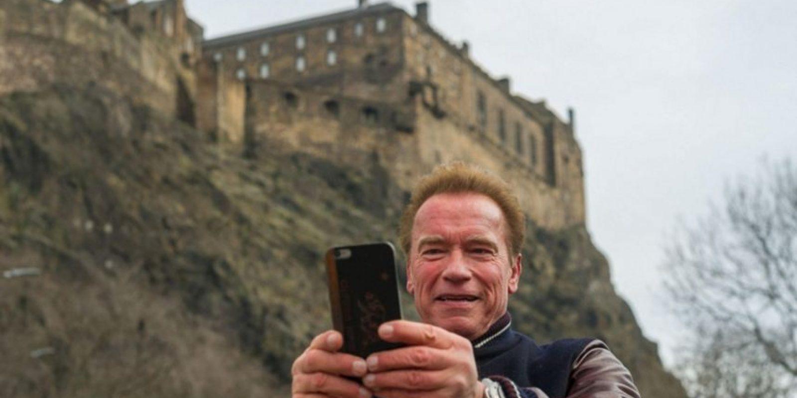 Arnold Schwarzenegger Foto:Instagram