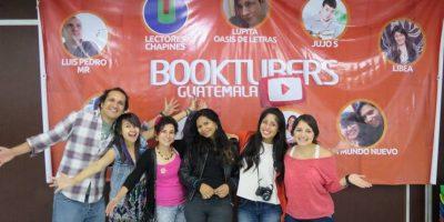 Conoce a estos destacados booktubers guatemaltecos en FILGUA