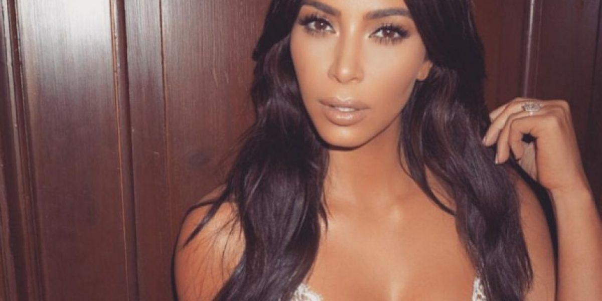 VIDEO. Kim Kardashian hace un
