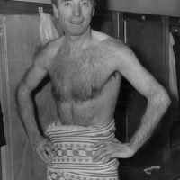 Es considerado uno de los mejores jugadores británicos de la historia y no por nada tiene el título de 'Sir'. En 1956 fue elegido el mejor jugador de Europa, pero con su selección no tuvo la suerte de levantar el título y sólo disputó el Mundial de 1954 en Suiza, donde llegó a cuartos de final y cayeron con Inglaterra ante Uruguay. No pudo jugar mas Copas del Mundo por la suspensión que hubo en el periodo de la Segunda Guerra Mundial. Foto:Getty Images