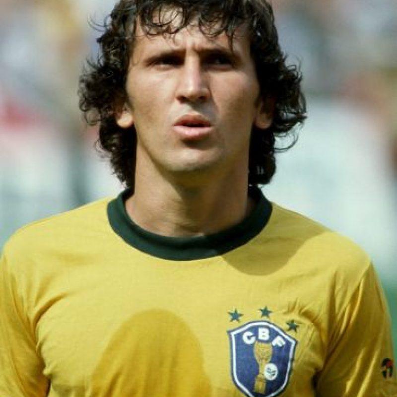 Bautizado como el 'Pelé blanco', Zico es uno de los mejores jugadores en la historia de Brasil, pero nunca pudo reflejar esa calidad con un título en la selección. Jugó tres Mundiales y no pudo coronarse en ninguno, siendo lo más que estuvo de la corona en 1978, cuando se quedó con el tercer lugar. Foto:Getty Images