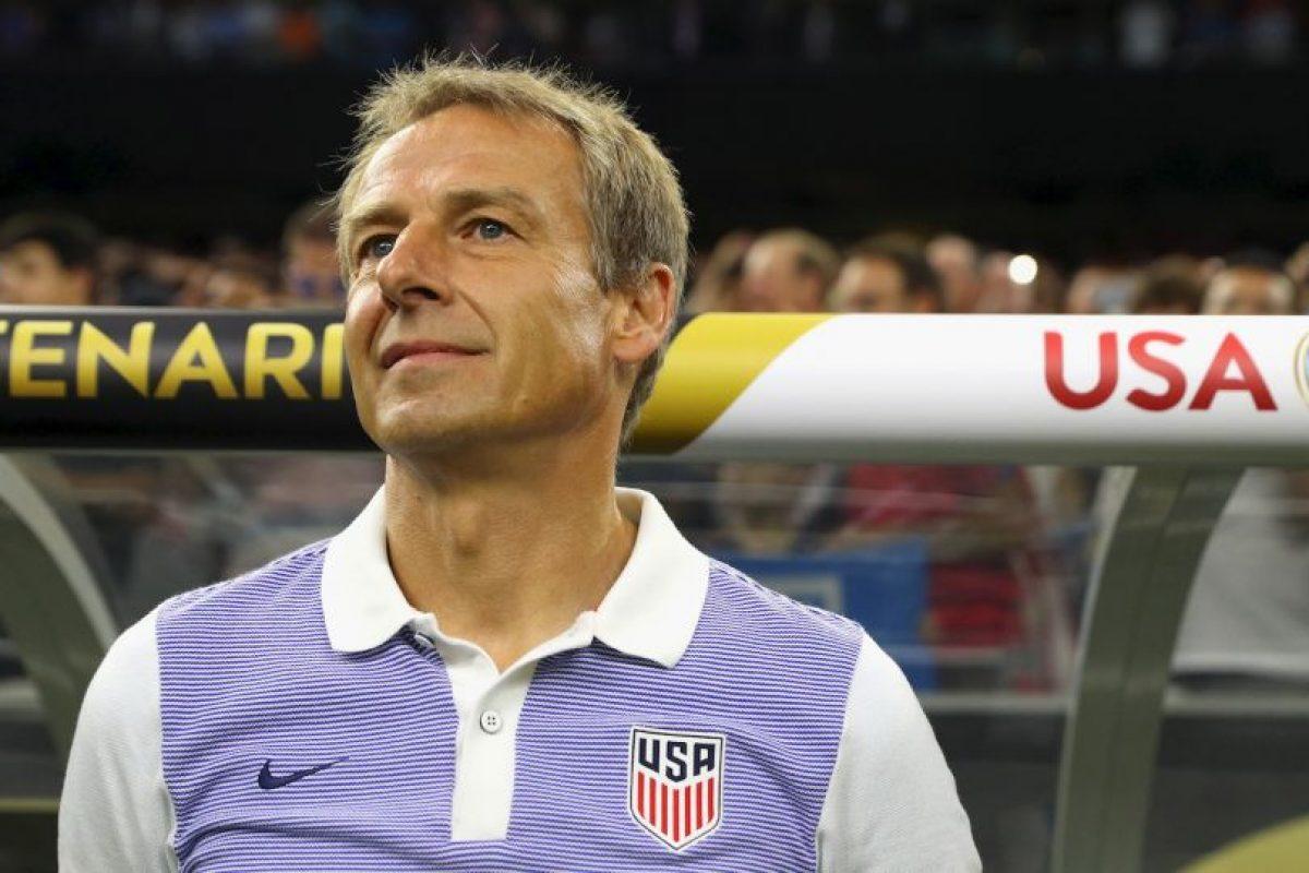 Jurgen Klinsmann es otro de los candidatos que tiene Inglaterra para el puesto Foto:Getty Images