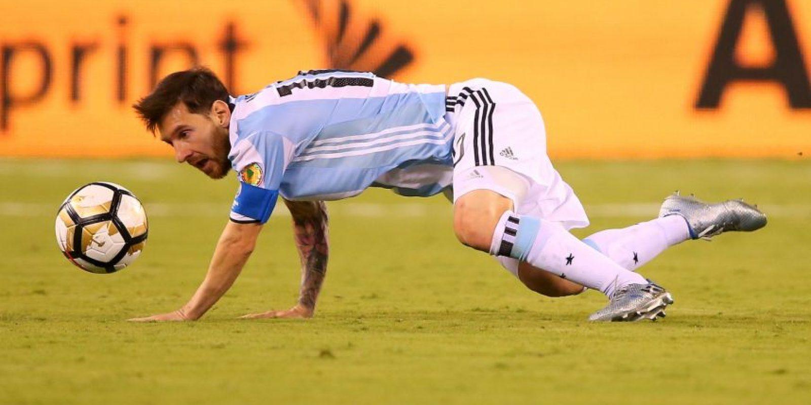 El próximo técnico o el propio Gerardo Martino ya no tendrán a Lionel Messi Foto:Getty Images
