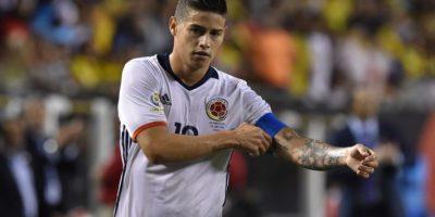 """James Rodríguez cambia de """"look"""" de manera extrema"""