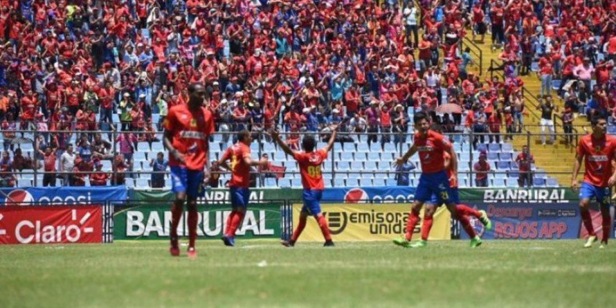 Municipal jugará ante el campeón de El Salvador