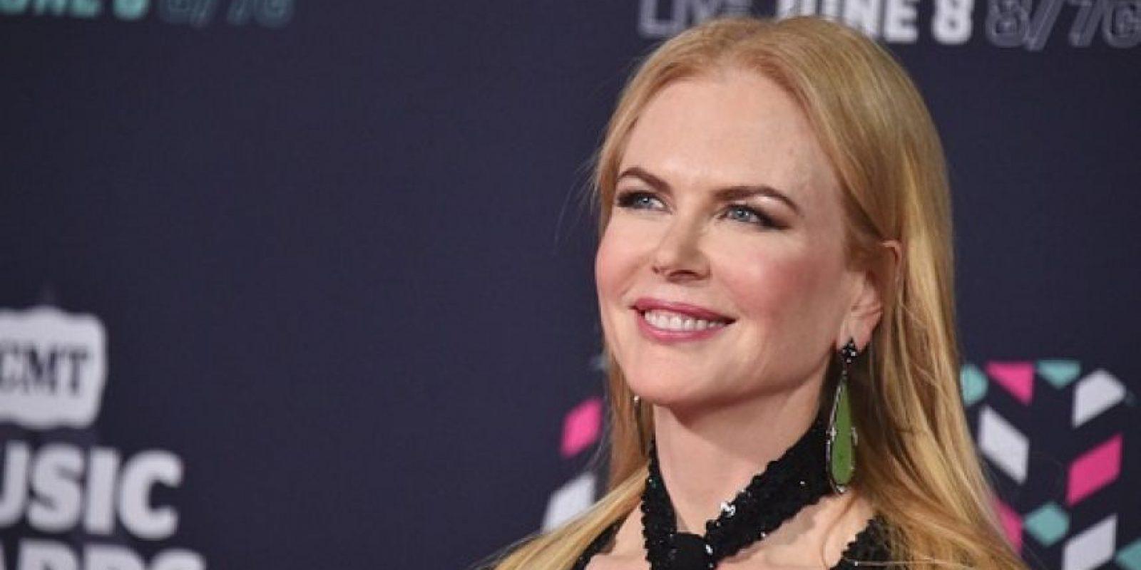Es una de las actrices más guapas de Hollywood Foto:Getty Images