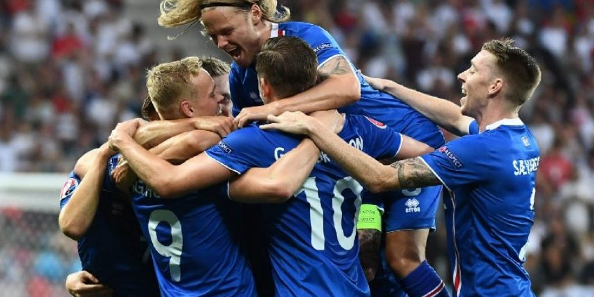 Con este video le demuestran su apoyo a Islandia