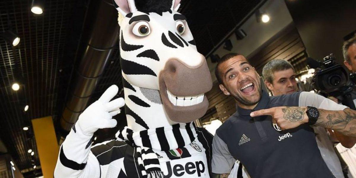 Dani Alves puede perder su sonrisa con la Juve por esta mala noticia