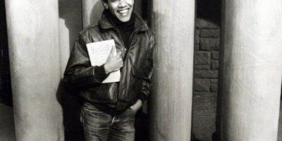 """En 1992 dirigió la organización sin ánimos de lucro """"Prohect Vote"""" Foto:Facebook: Barack Obama"""
