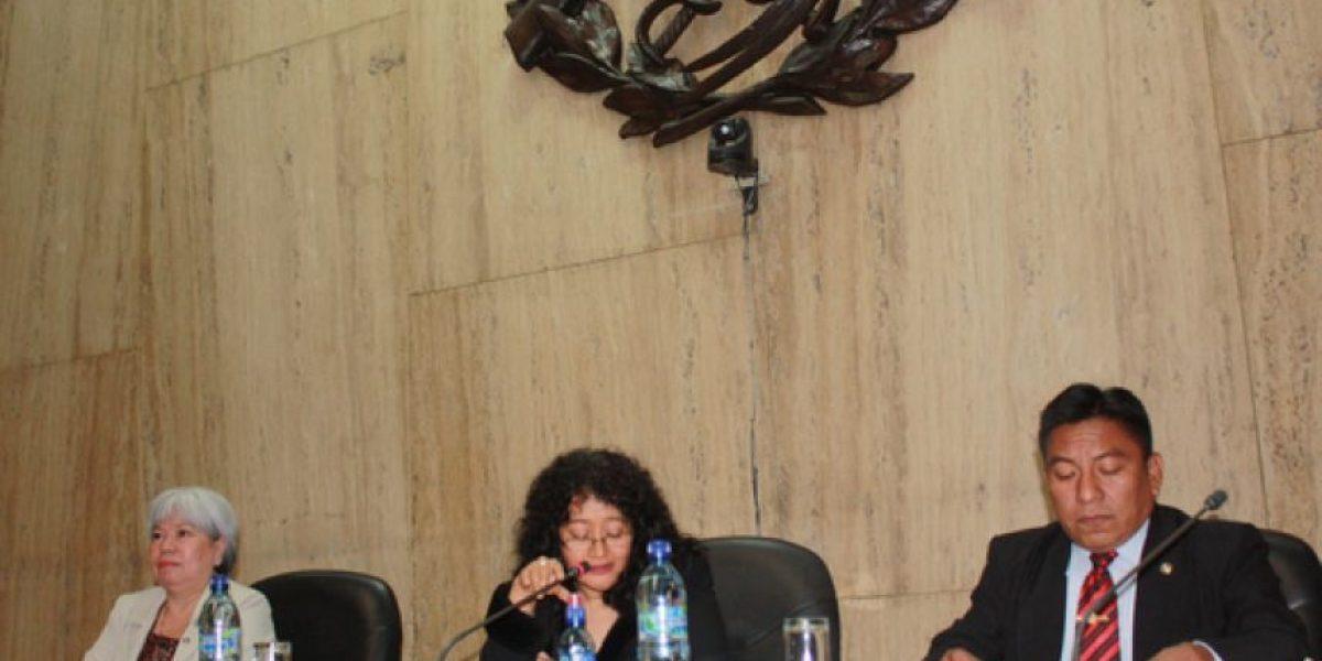 Magistrados de CSJ quedan fuera en elección de jueces