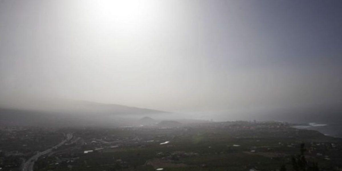 Polvo del Sahara no es algo para alarmarse, dice el director del Insivumeh